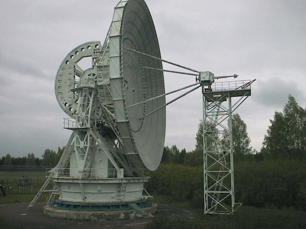 [Radiotelescope - 22 meters]